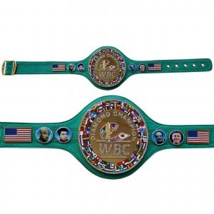Brand New WBC Diamond Championship Belt Adult Size Title Belts Leather
