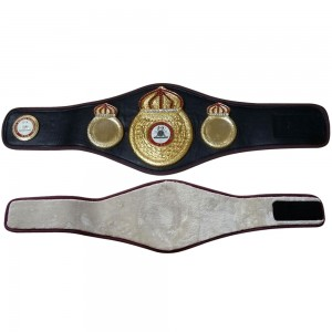 wba boxing championship belt mini
