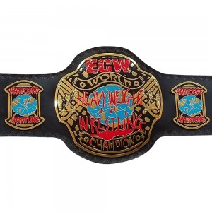 ECW World Heavyweight Championship Belt Adult