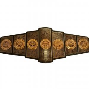 LUCHA UNDERGROUND GIFT OF GOD Championship Replica Belt Adult