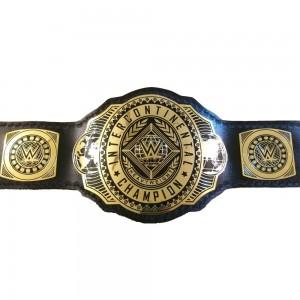 WWE Intercontinental Championship Belt Replica Title Black/Gold