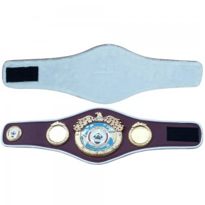 wbo boxing championship belt mini