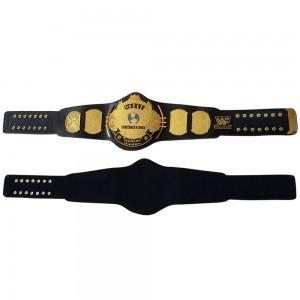 WWF Classic Gold Winged Eagle Championship Belt Adult 2MM
