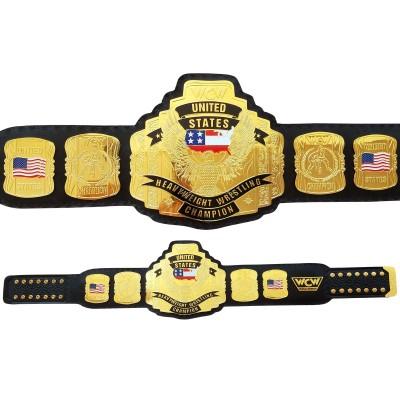 WCW UNITED STATES CHAMPION REPLICA BELT ADULT