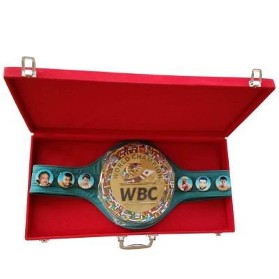 WBC Champion ship Boxing Belt 3D Replica Adult with Box