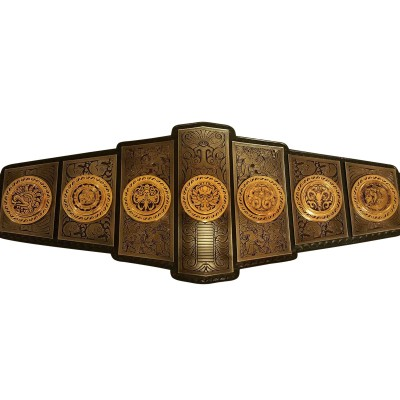 LUCHA UNDERGROUND GIFT OF GOD Championship Replica Belt Adult