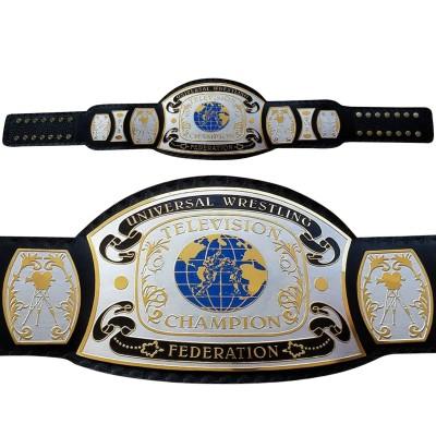 WWF Universal Wrestling Television Champion Belt Replica Adult