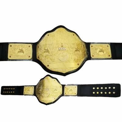 World Heavyweight Championship Commemorative Title Belt Real Leather