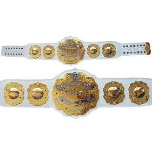 IWGP Intercontinental Championship Belt adult White