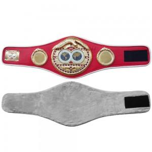 ibf boxing championship belt mini