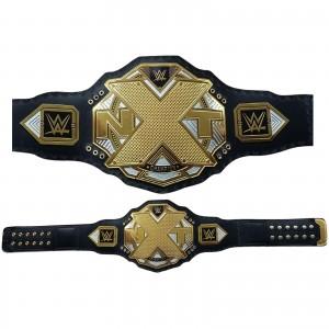 WWE NXT Wrestling Championship Replica Title Belt