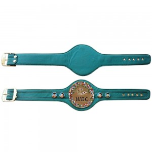 wbc boxing championship mini belt