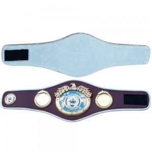 wbo boxing championship belt mini