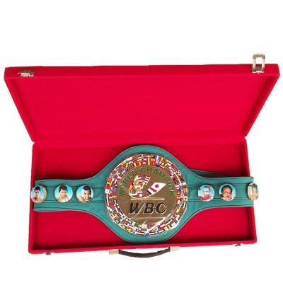 WBC Champion ship Boxing Belt 3D Replica Adult with Box